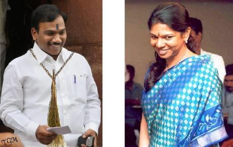 Raja-and-Kanimozhi