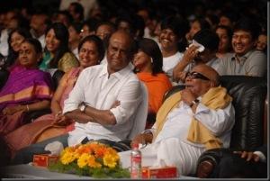 ரஜினிகாந்த் - கருணாநிதி