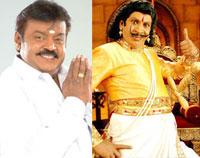 டாஸ்மாக் சங்கமும் விஜய்காந்தும் வடிவேலும் - தேர்தல் களம்!